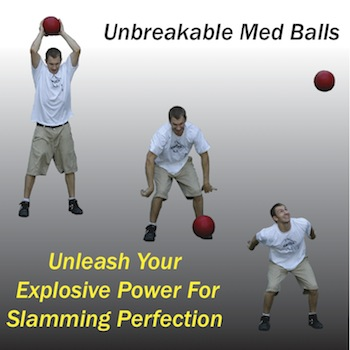 Si Boards Unbreakable Med Balls