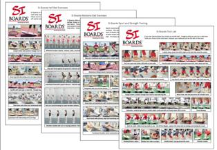 Si Boards General Exercises