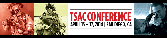 NSCA TSCA show for Tactical Strength and Conditioning professionals