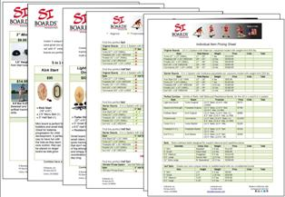 Si Boards Pricing List and Buyer Guide